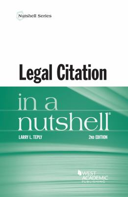 Link to Legal Citation in a Nutshell
