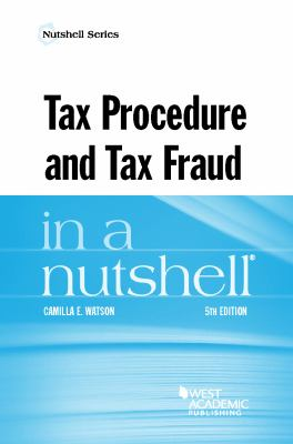 Link to Tax Procedure and Tax Fraud in a Nutshell