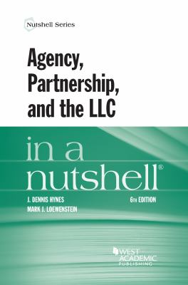 Link to Agency, Partnership, and the LLC in a Nutshell