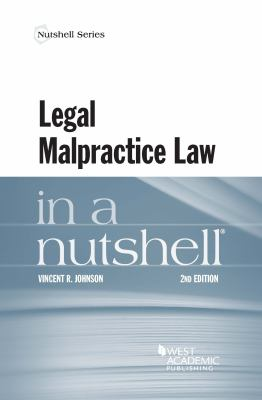 Link to Legal Malpractice Law in a Nutshell