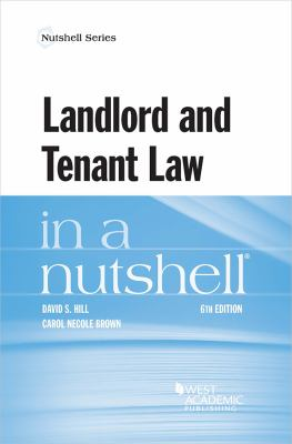 Link to Landlord and Tenant Law in a Nutshell