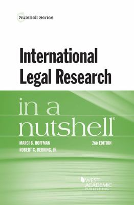 Link to International Legal Research in a Nutshell