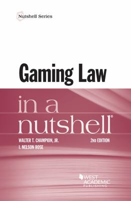 Link to Gaming Law in a Nutshell