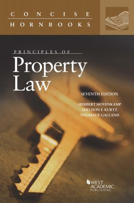 Link to Principles of Property Law (Concise Hornbook)