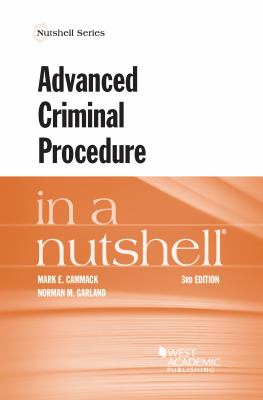 Link to Advanced Criminal Procedure in a Nutshell