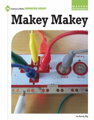 Makey Makey. By Sandy Ng