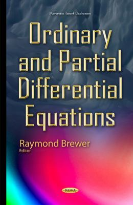 book cover - Ordinary and Partial Differential Equations