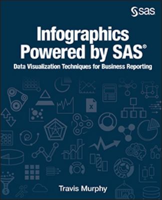 book cover: Infographics Powered by SAS