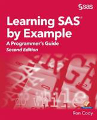 book cover: Learning SAS by Example