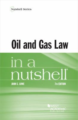 Link to Oil and Gas Law in a Nutshell