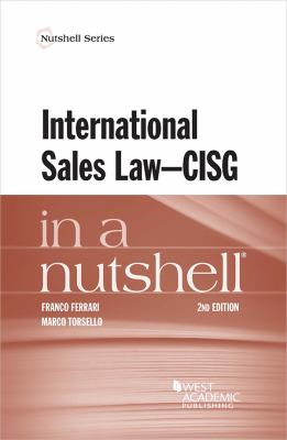 Link to International Sales Law--CISG in a Nutshell