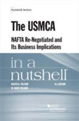 Link to The USMCA: NAFTA Re-Negotiated and Its Business Implications in a Nutshell