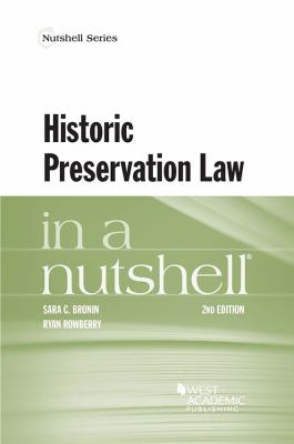 Link to Historic Preservation Law in a Nutshell