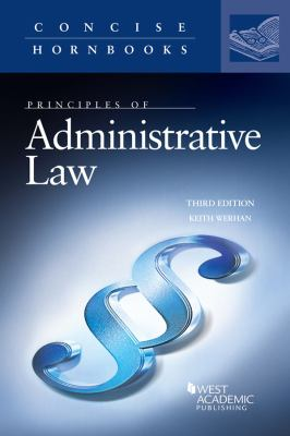 Link to Principles of Administrative Law (Concise Hornbook)