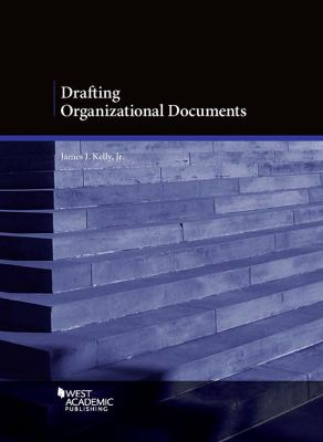 Drafting Organizational Documents book cover