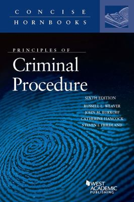 Link to Principles of Criminal Procedure (Concise Hornbook)