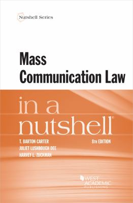 Link to Mass Communication Law in a Nutshell