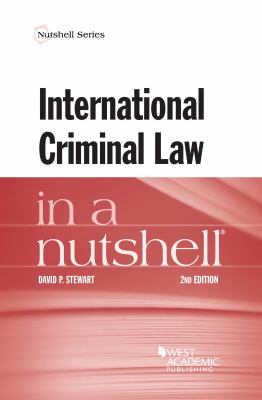 Link to International Criminal Law in a Nutshell