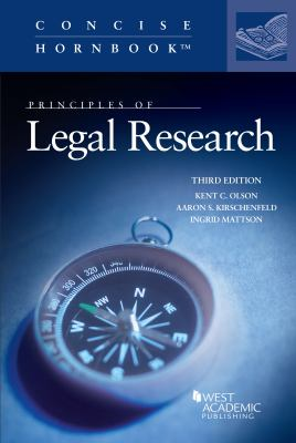 Link to Principles of Legal Research