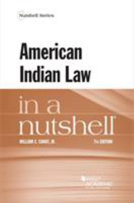Link to American Indian Law in a Nutshell