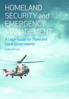 Homeland Security and Emergency Management book cover