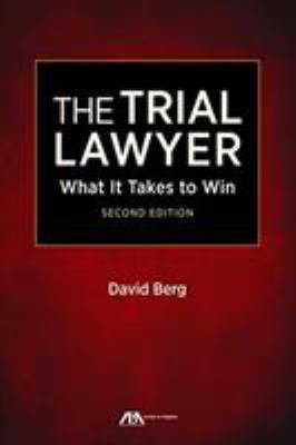 The Trial Lawyer book cover