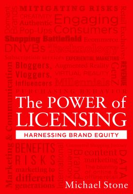 The Power of Licensing book cover
