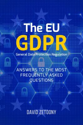 The EU General Data Protection Regulation (GDPR) book cover