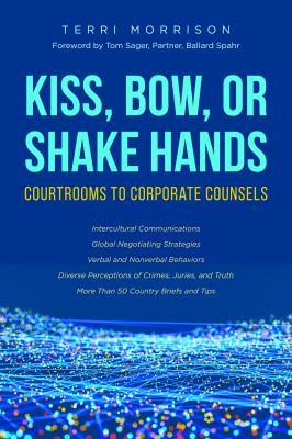 Kiss, Bow or Shake Hands book cover