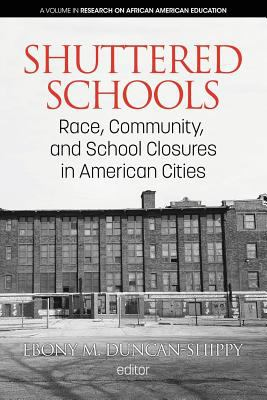 Shuttered Schools book jacket