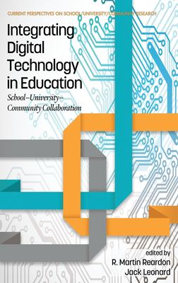 Integrating Digital Technology in Education book jacket