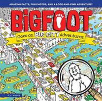 Bigfoot goes on a big city adventure
