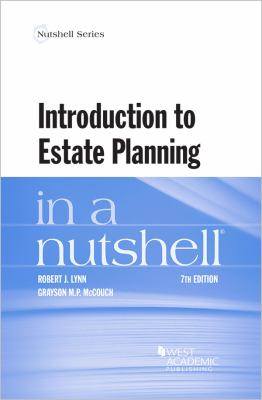 Link to Introduction to Estate Planning in.a Nutshell