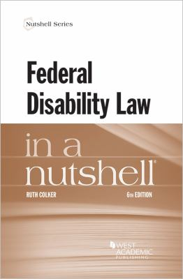 Link to Federal Disability Law in a Nutshell
