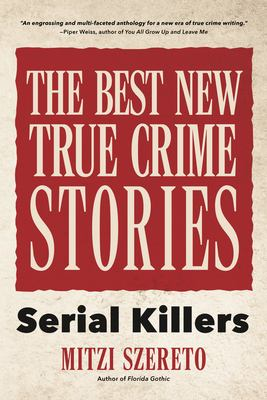 The Best New True Crime Stories book cover