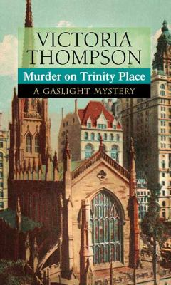 Murder on Trinity Place / by Thompson, Victoria