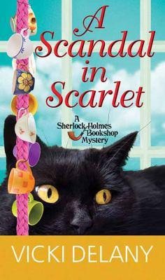 A scandal in scarlet / by Delany, Vicki,