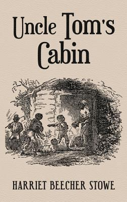Book cover- Uncle Tom's Cabin