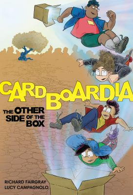Cardboardia. 1, The other side of the box