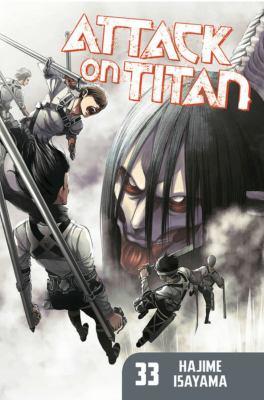 Attack on Titan. 33