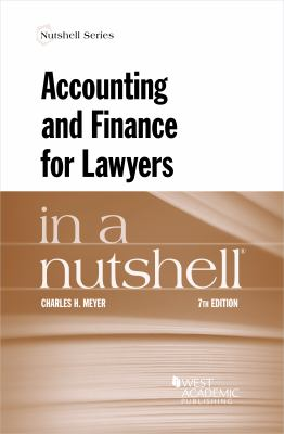 Link to Accounting and Finance for Lawyers in a Nutshell