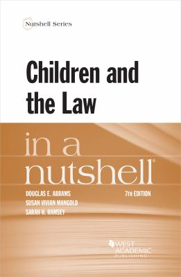 Link to Children and the Law in a Nutshell