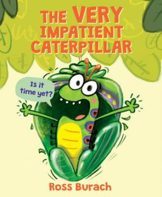 The very impatient caterpillar [sound recording (audio-enabled book on Wonderbook)]