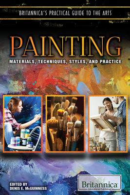 painting book cover