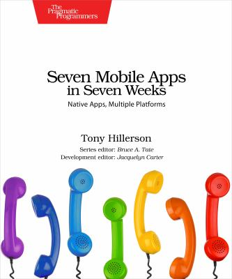 book cover: Seven Mobile Apps in Seven Weeks
