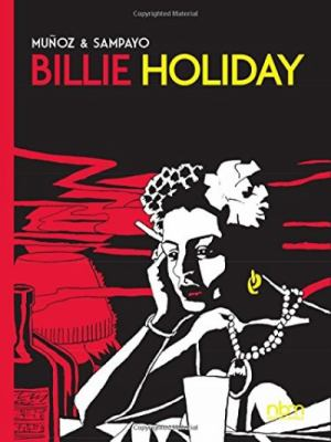 Cover Art Billie Holiday