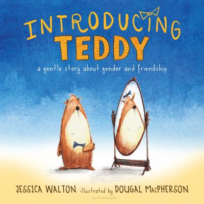 Introducing Teddy Cover Art