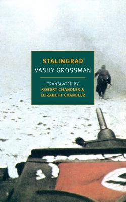 Cover of Stalingrad by Vasily Grossman
