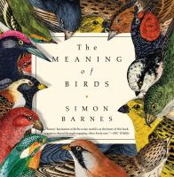 Meaning of Birds book cover