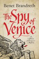 The Spy of Venice book cover